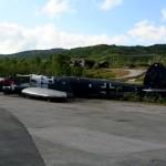 Heinkel He 111 (1H+CT) at Grotli høyfjellshotell